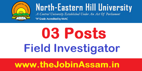 North-Eastern Hill University, Shillong