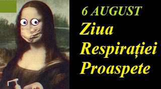 6 august: Ziua Respirației Proaspete