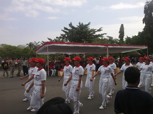Indonesia welcomes the celebration of Independence Day, the 67th, on August 17, 2012 that will come