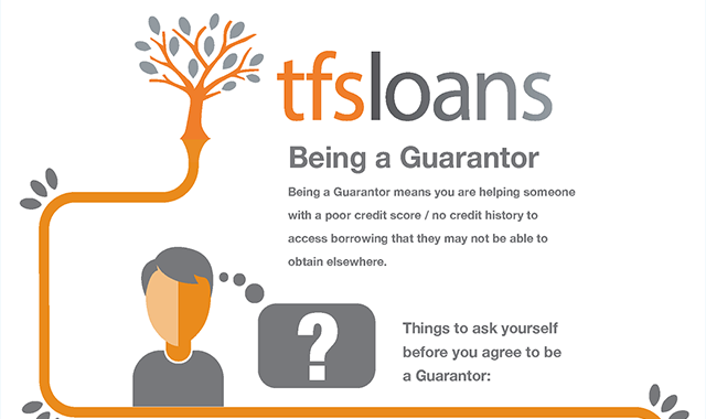 What Does Being a Guarantor Mean? #infographic