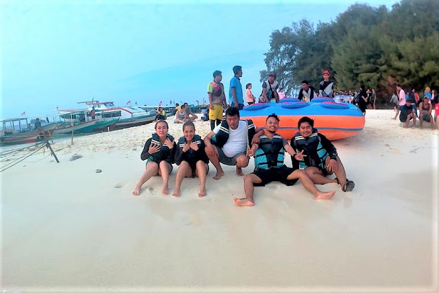 Paket Tour Ke Pulau Harapan Kepulauan Seribu