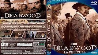DEADWOOD: LA PELÍCULA : DEADWOOD: THE MOVIE - 2019 [COVER DVD]