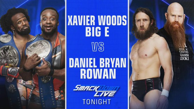 Replay: WWE Smackdown Live 06/08/2019