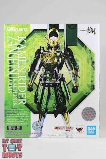 SH Figuarts Kamen Rider Zangetsu Kachidoki Arms Box 01