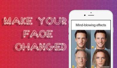 FaceApp-photo-editing-application