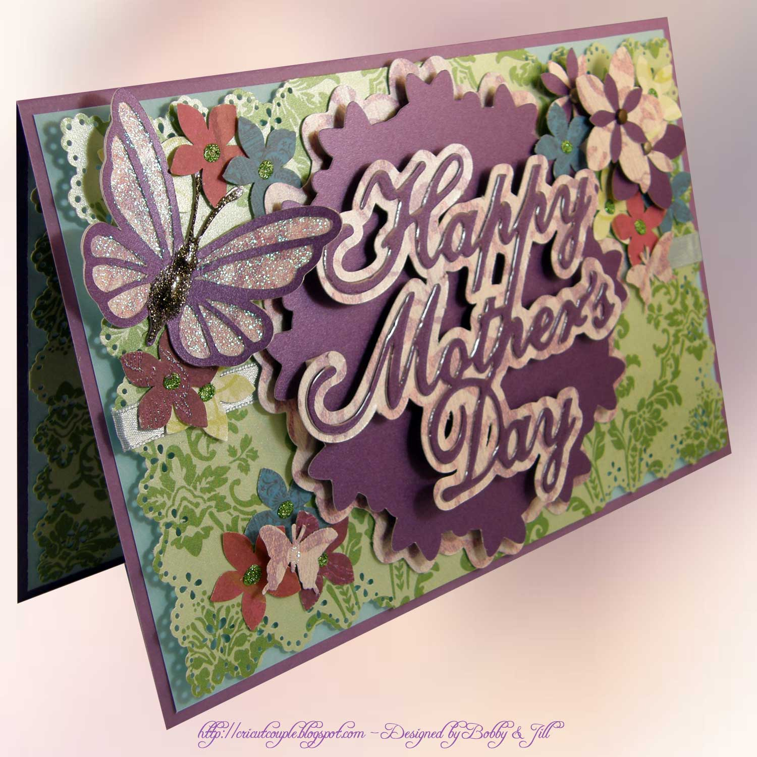 Cricut Couple Mother S Day Cards