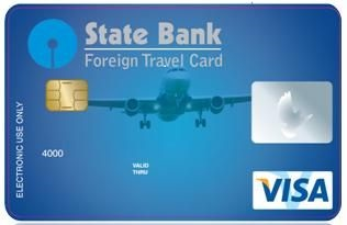 SBI Travel Card