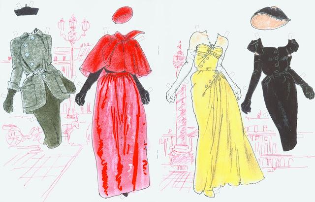 Dior Costumes