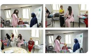 ياسمين صبري تدرك خطأها بعد زيارة مستشفى أبو الريش