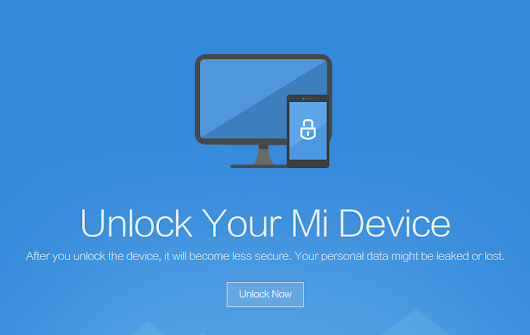 How To Unlock Bootloader All Xiaomi Devices