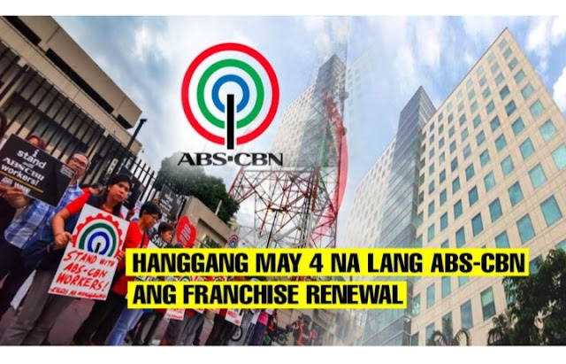 ABS-CBN Franchise ends on May 4, ECQ extended to May 15 - GG