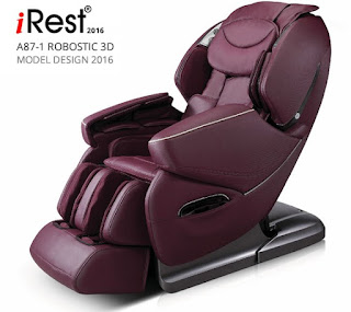 fotoliu de masaj iRest