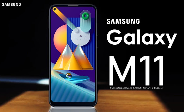 Samsung Galaxy M11 is officialbig screen and big battery at a low price features