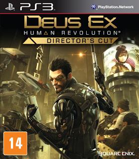 DEUS EX HUMAN REVOLUTION DIRECTOR'S CUT PS3 TORRENT