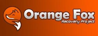 OrangeFOX for Lavender