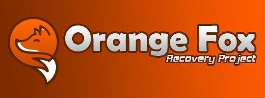 OrabgeFoxx Recovery kenzo