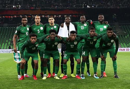 Danh sách cầu thủ đội tuyển Nigeria tham dự World Cup 2018