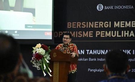 Triwulan III 2020, Ekonomi Bangka Belitung Tumbuh 2,57 Persen