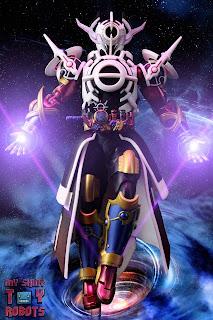 S.H. Figuarts Kamen Rider Evol Black Hole Form (Phase 4) 02