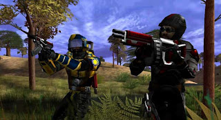 New Planetside 2 video shows new engine, factions and gameplay