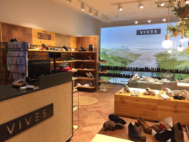 Nueva tienda VIVES Shoes en Zaragoza