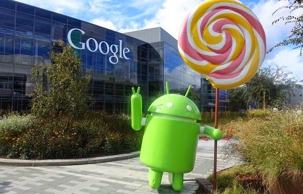 Kelebihan OS Android Lollipop