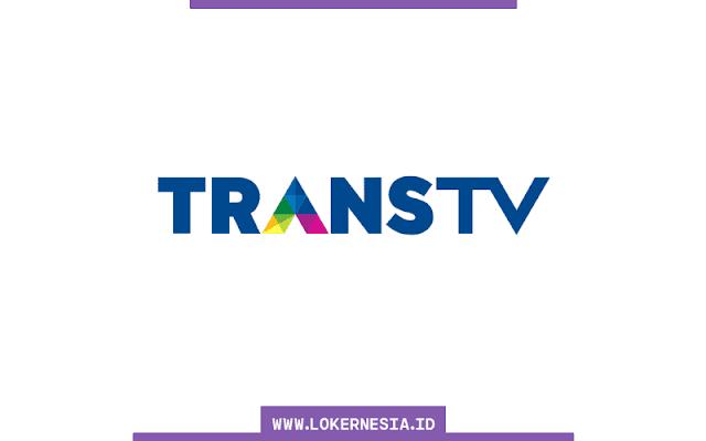 Lowongan Kerja TRANS TV September 2021