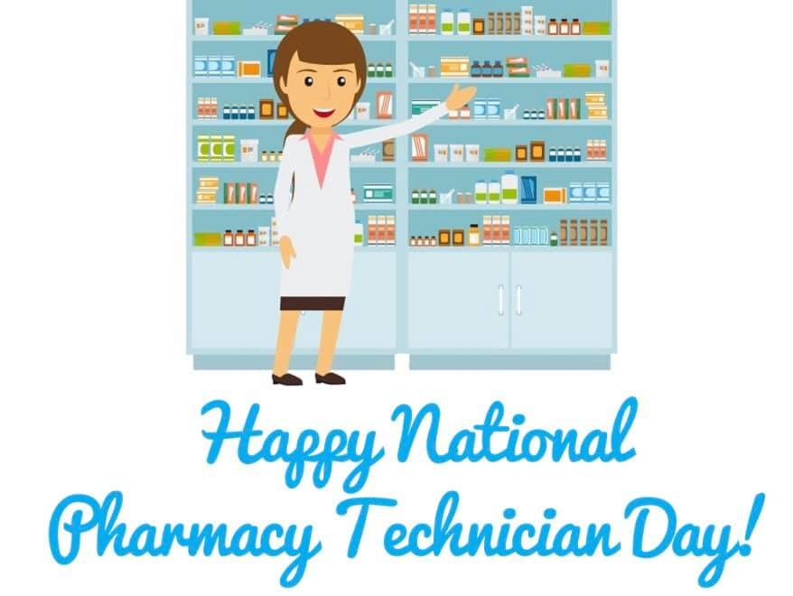 National Pharmacy Technician Day Wishes Images download