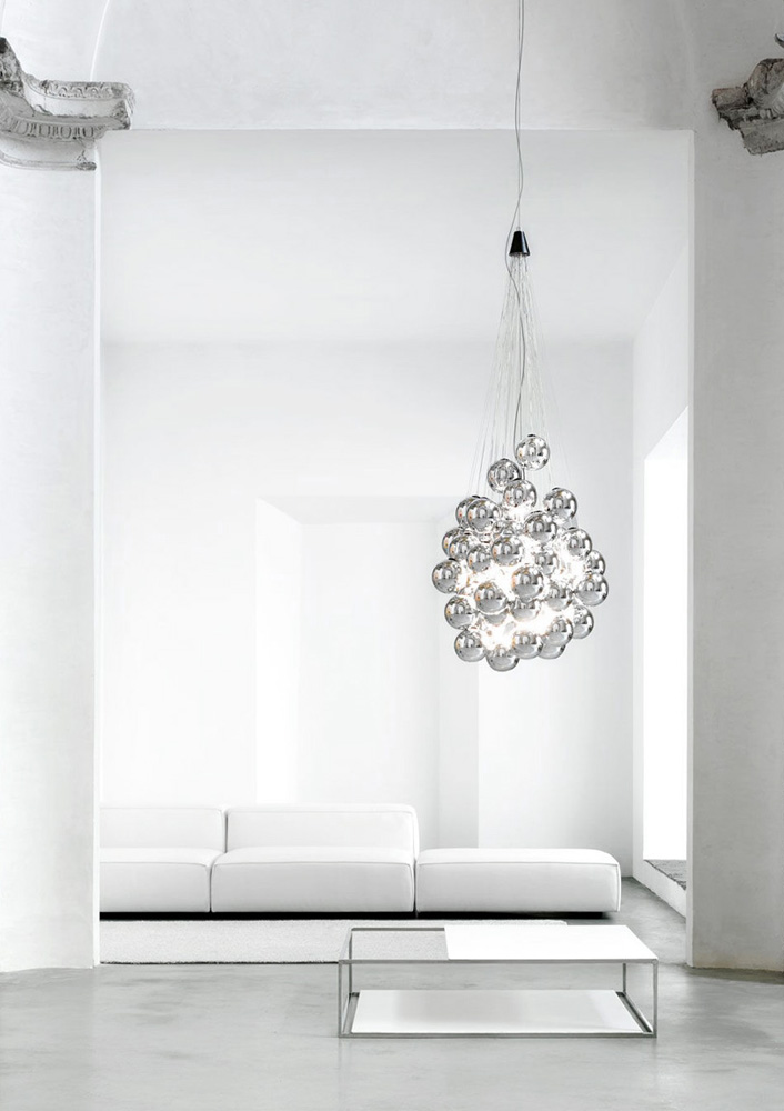 Las lámparas de diseño de Luceplan
