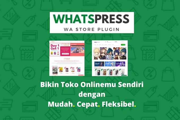 Plugin Toko Online WhatsApp