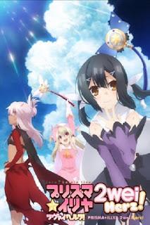 detail dan nonton trailer Fate/kaleid liner Prisma☆Illya 2wei Herz! (2015)