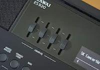 Kawai ES920 4-band graphic EQ