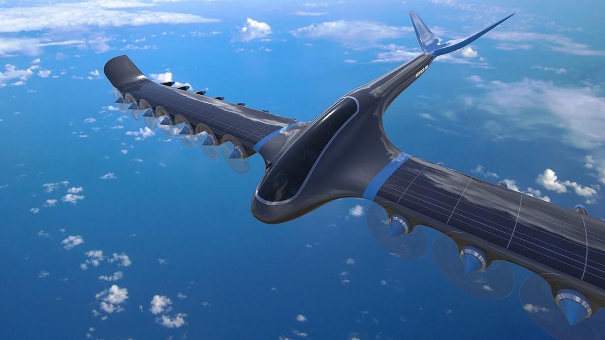 HES 수소 전기 비행기