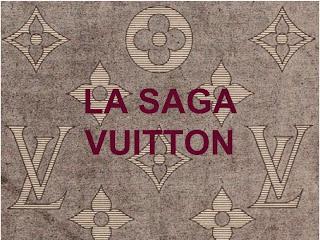 Goûter-conférence Sur la Saga Vuitton