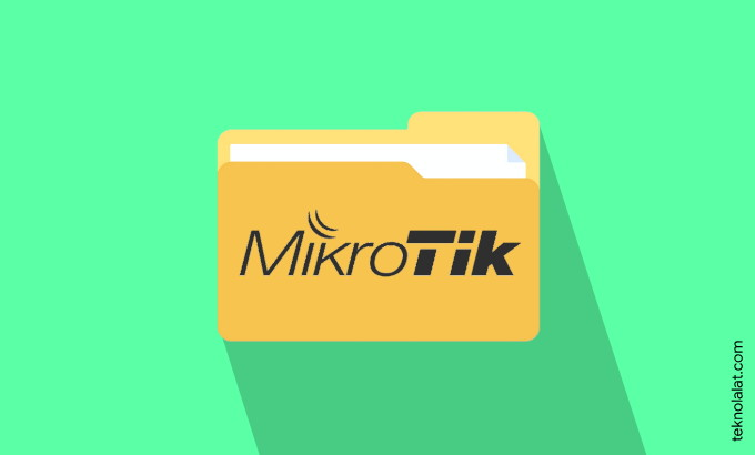 Download Modul Tutorial MikroTik PDF Lengkap