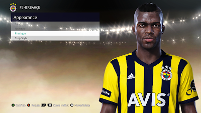 PES 2021 Faces Enner Valencia