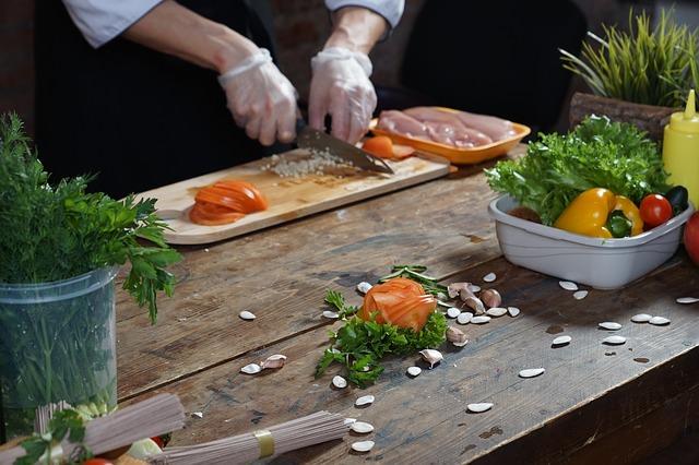 Gourmet Cooking For Pleasure