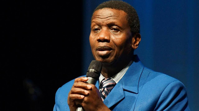 'Stay connected to God'- Adeboye says as he advises fathers