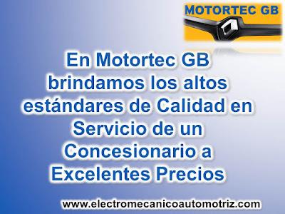 Renault Motortec GB