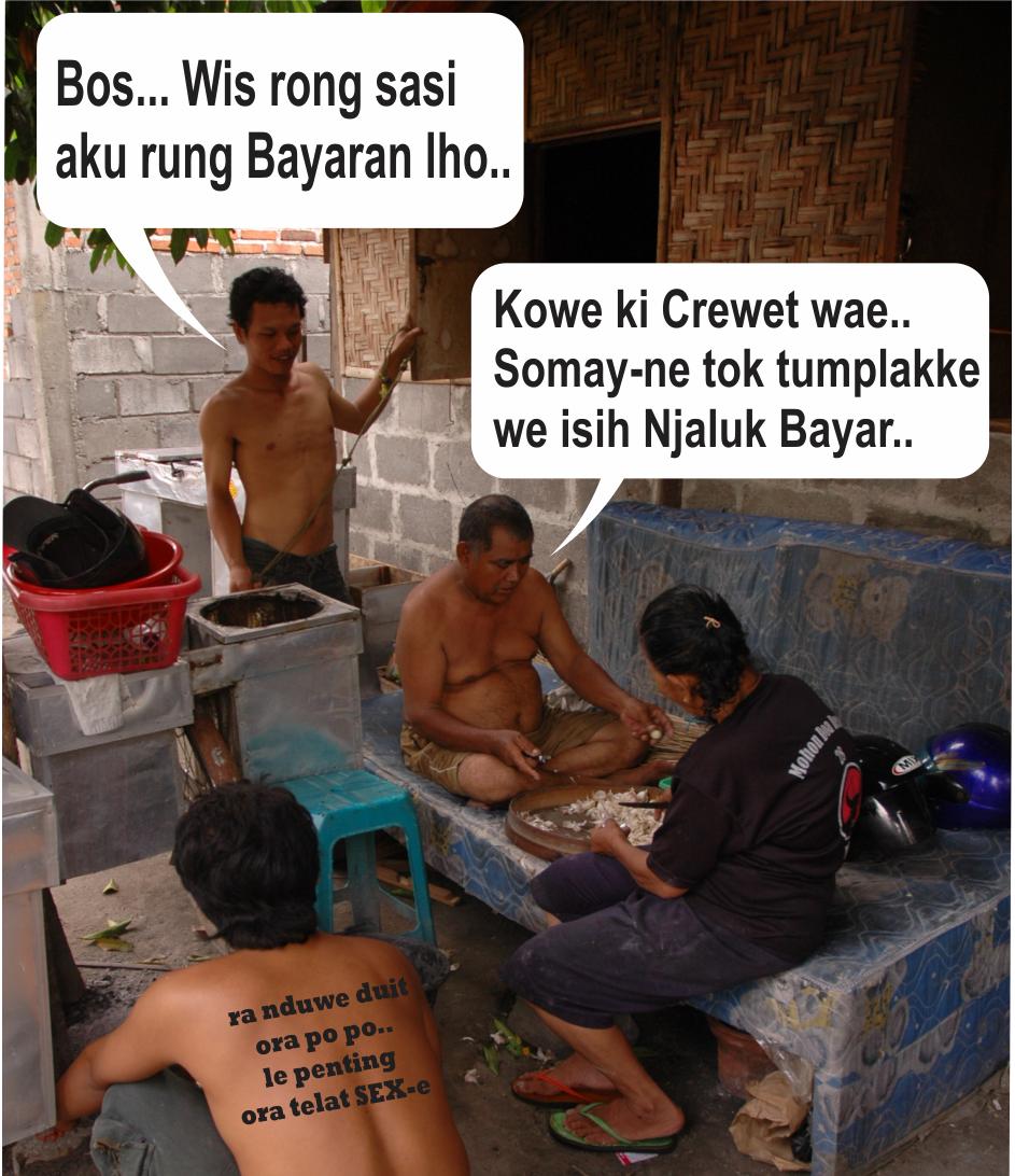 Kumpulan Gambar Dp Bbm Lucu Bahasa Jawa Terbaru 2017Gambar Kata