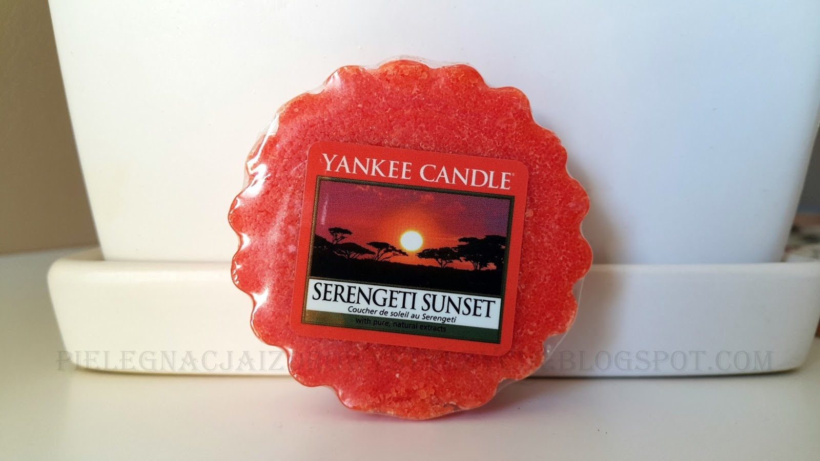 Serengeti Sunset Yankee Candle