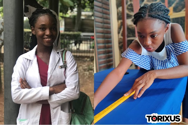 See The 22-Year-Old Medical Student That Makes Shoes in Ibadan (Photos)