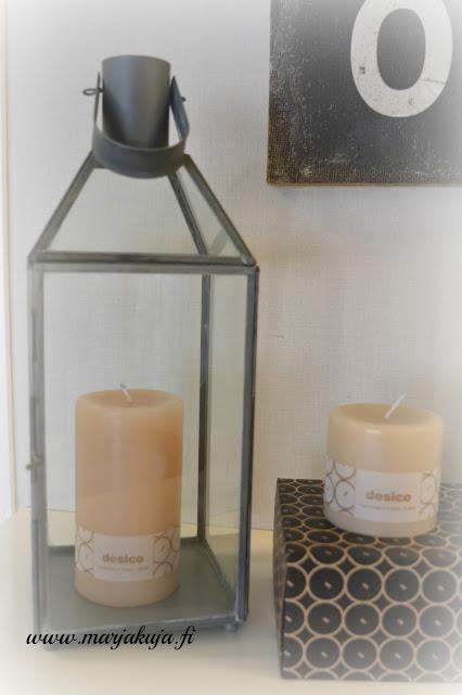 desicon kotimaiset kynttilat