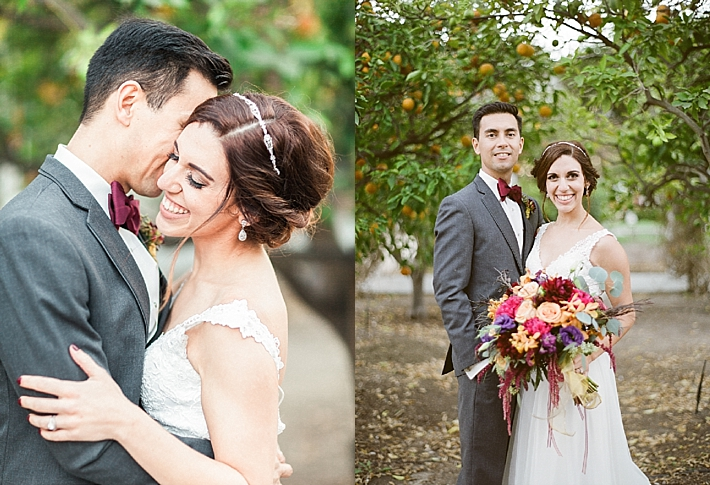 Berry Toned Bridesmaids And Vintage Charm At The Heritage