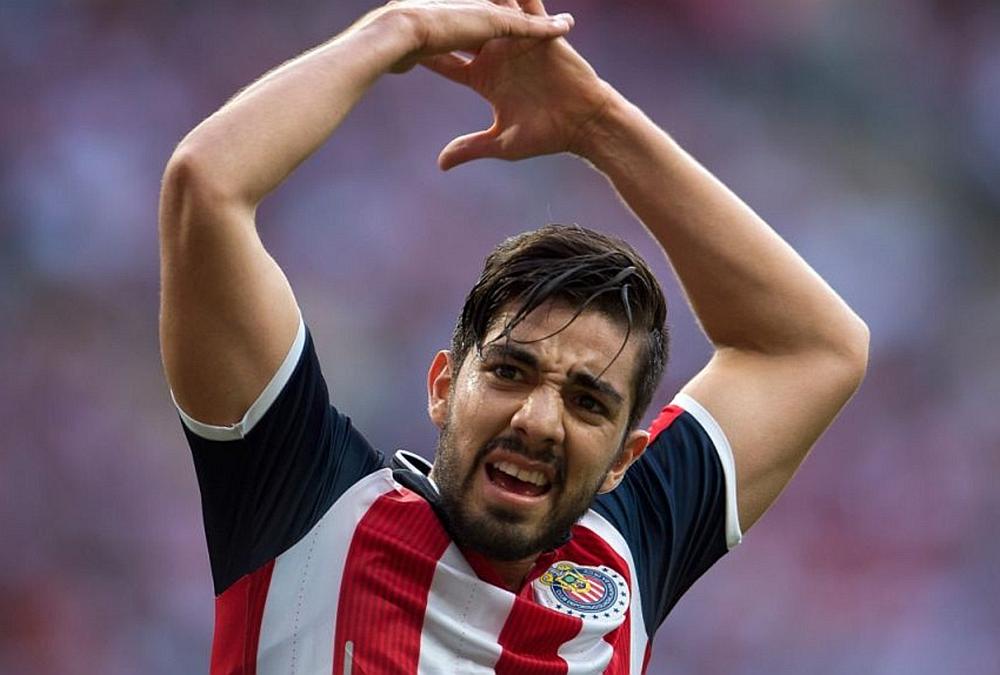 Rodolfo Pizarro volverá a la titularidad.