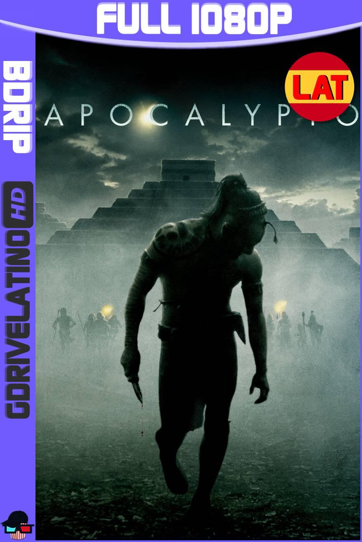 Apocalypto (2006) BDRip 1080p Latino-Maya MKV