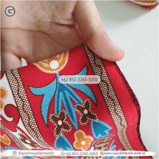 sajadah batik di jogja | +62 852-2765-5050