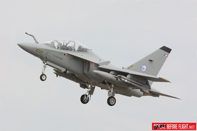 M-346FA Aeronautica Italian Air Force