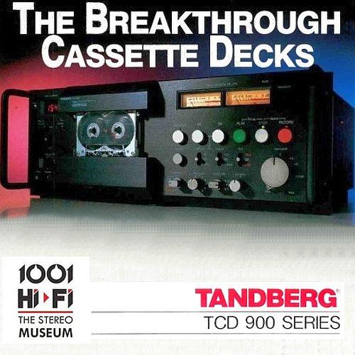 Professional Cassette Decks