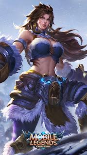 Masha Winter Guard Heroes Fighter of Skins